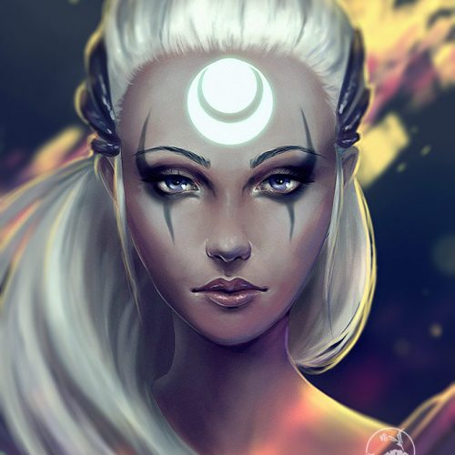 diana-portrait-lague-of-legends-marlena-mozgawa-lenamo-art