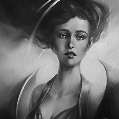 fallen-angel-portrait-marlena-mozgawa-lenamo-art