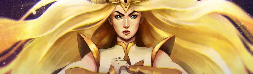 She-Ra fanart wallpaper and video process